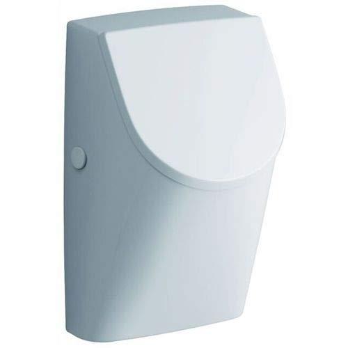 Keramag Renova Nr.1 Plan Urinal mit Deckel Zulauf hinten Abgang hinten weiß